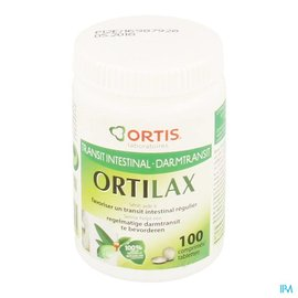 ORTIS Ortis Ortilax Ortisan Comp 100x410mg