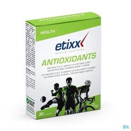 ETIXX Etixx A/oxydant Sod + N Acetyl l Cysteine Caps 30