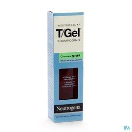 NEUTROGENA Neutrogena T/gel Cheveux Normaux à Gras 250ml