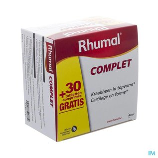 Merck RHUMAL COMPLET 180+30 TABL GRATIS