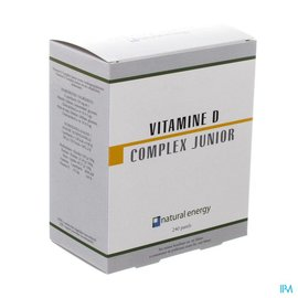 Natural Energy Vitamine D Complex Junior Natural Energy Perle 240