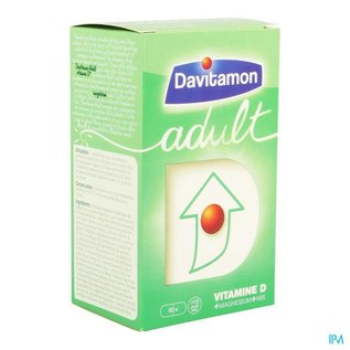 DAVITAMON DAVITAMON ADULT 90 TABL