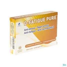 Pharco D-fatigue Pure Comp 40