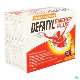 Defatyl DEFATYL ENERGY PLUS DRINKB 15 AMP 15 ML