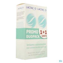 Lactacyd Lactacyd Pharma A/bact 2x250ml 1+1