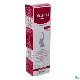 MUSTELA Mustela Mat Cr Preventie Zw.striemen N/parf 150ml