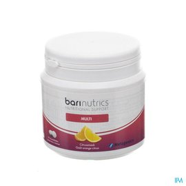 METAGENICS Barinutrics Multi Citron-orange Comp Croq 90