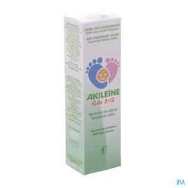 akileine Akileine Kids 3-12 Creme A/transpiratie Tube 50ml