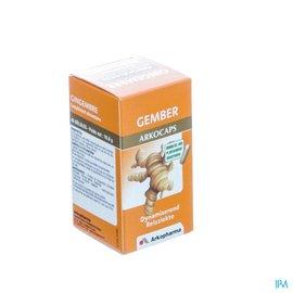 Arkogelules Arkocaps Gember Plantaardig 45