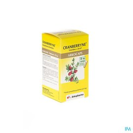 Arkogelules Arkocaps Cranberryne Plantaardig 45