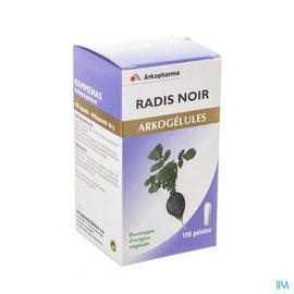 Arkogelules Arkogelules Radis Noir Vegetal 150