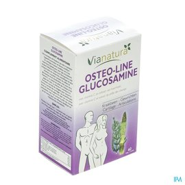 Via Natura Via Natura Osteo Line Glucosamine Tabl 6x10