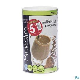 Kineslim Kineslim Milkshake Chocolat Pdr Duo 2x400g 2e -50%