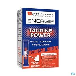 FORTEPHARMA Energie Taurine Power Pdr Orodisp. Sticks 21