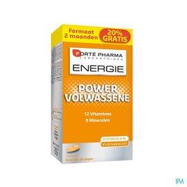 FORTEPHARMA Energie Power Volw Comp 56 Promo 20%
