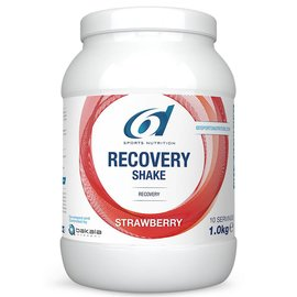 6d 6d Recovery Shake Strawberry 1kg