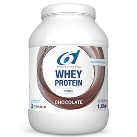 6d 6d Whey Protein Chocolate 1kg