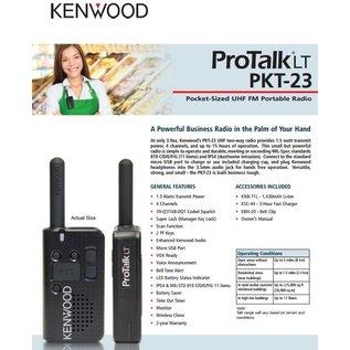 Kenwood Kenwood PKT-23E Mini ProTalk