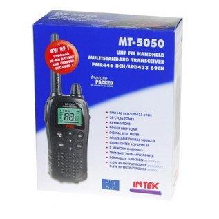 INTEK MT-5050 PMR/LPD