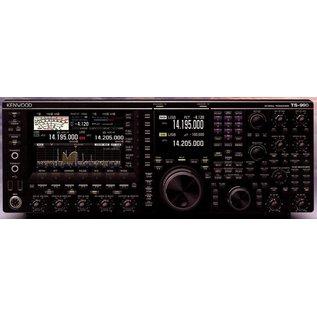 Kenwood TS-990S Kenwood zendontvanger, kortegolf + 50 Mhz