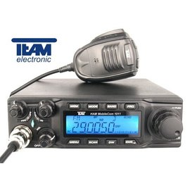 Team Electronics Team Ham MobileCom 1011 V2 AM ,FM, SSB incl. programmeerset