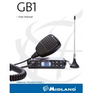 Midland GB1 PMR Transceiver + PMR Antenne