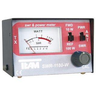 Team Electronics Team SWR-1180W staande golf/power meter
