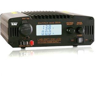 Team Electronics Team LAB-SNT-1330 LCD netvoeding CB HAM