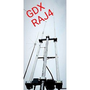 GDX Antennas GDX-RAJ4 Multi Band Jpole