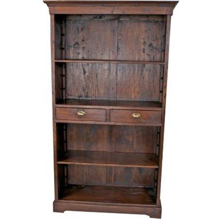Boekenkast teak W41 | Dessa meubelen, de teak speciaalzaak!