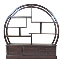Roomdivider rond