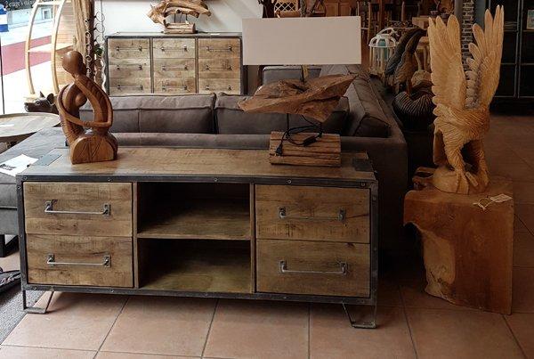 Tv kastje tv meubel hout te koop dehands be