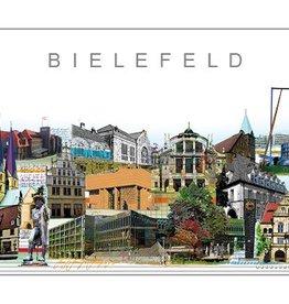 XXL Bielefeld Postkarte