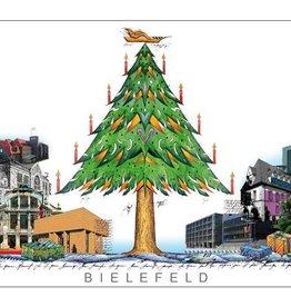 Bielefelder Weihnachtskarte
