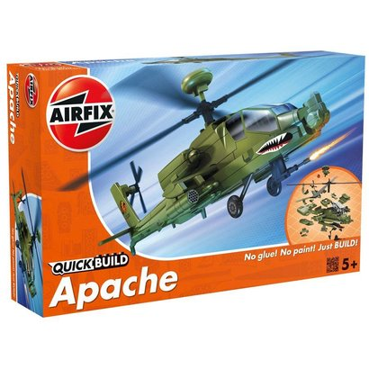 AIRFIX QUICKBUILD APACHE LONGBOW