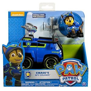 Paw Patrol Paw Patrol Chase's Spy Cruiser + Drone