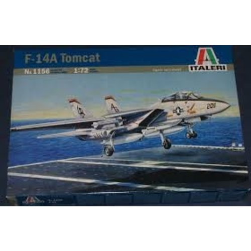Italeri F-14 A Tomcat 1:72 # Italeri 1156