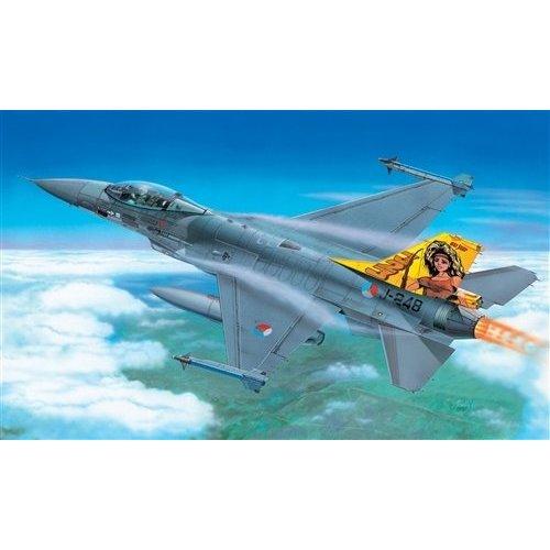 Italeri F-16 Fighting Falcon NL 1:72 # Italeri 1271