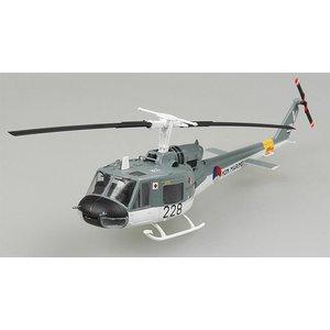 """Trumpeter Easy Model UH-1F """"Huey"""" Koninklijke Marine 1:72"""