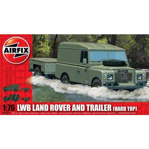 Airfix Landrover Airfix