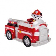 Paw Patrol Rescue Brandweerauto Marshall + brandspuit