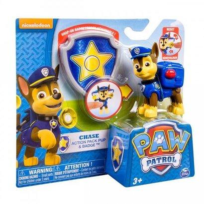 Paw Patrol Chase Met Badge