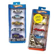 Hot Wheels 5 Pack