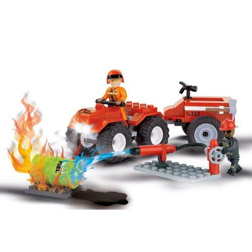 Cobi Firefighters / Brandweermannen #  Cobi 1472