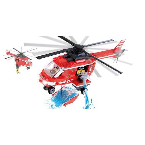 Cobi Brandweer Helicopter # Cobi 1473