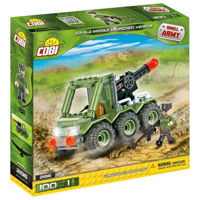 Cobi - Small Army - Missile Launcher # 2196