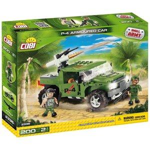 Cobi P-4 Armoured Car # Cobi  2336