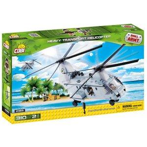 Cobi Heavy Transport Helicopter # Cobi 2365