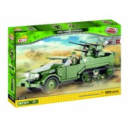 Cobi Small Army WWII - Cobi Small Army M16 Half-Track # 2469