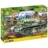 Cobi Small Army T34/85 # 2476